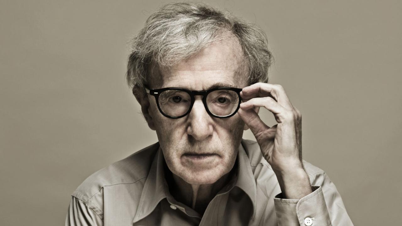 Woody Allen radio